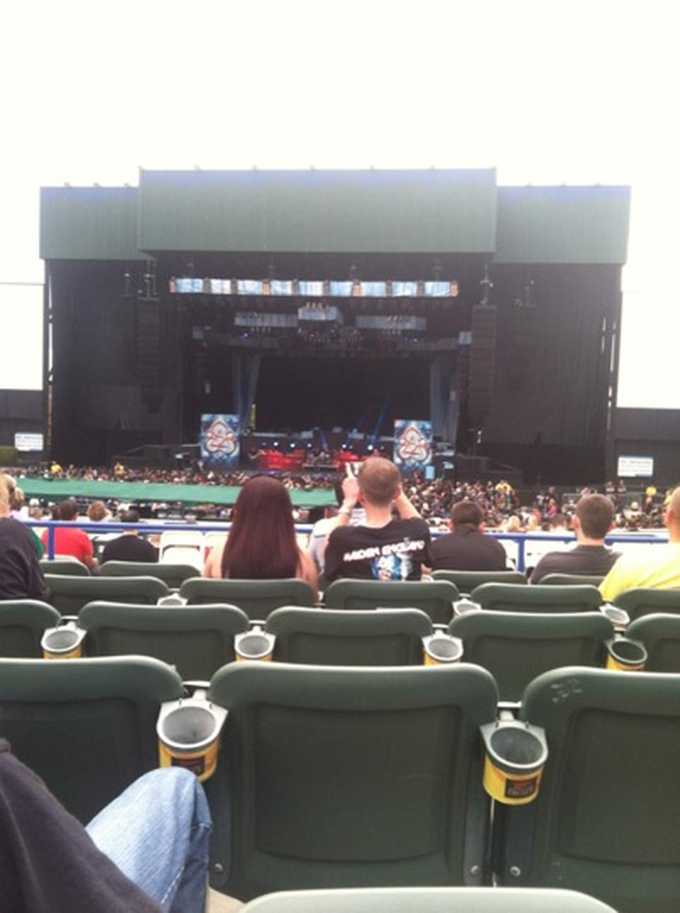 Section 205 seat view