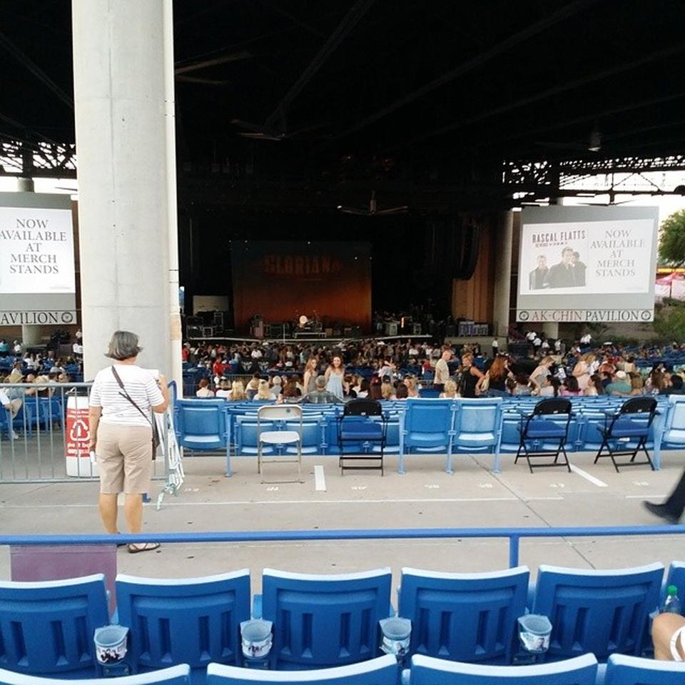 Section 303 seat view