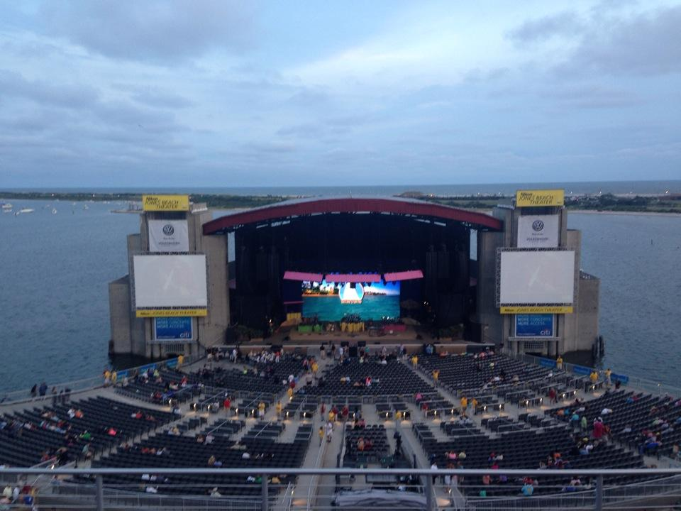 Jones Beach Best Seats