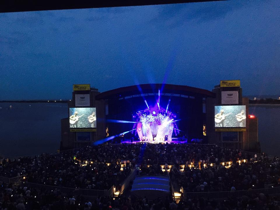Stadium 8R seat view