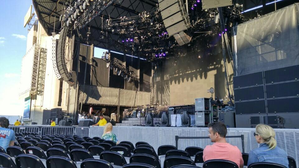 Concert Seat View For Northwell Health At Jones Beach Theater Orchestra C Row K