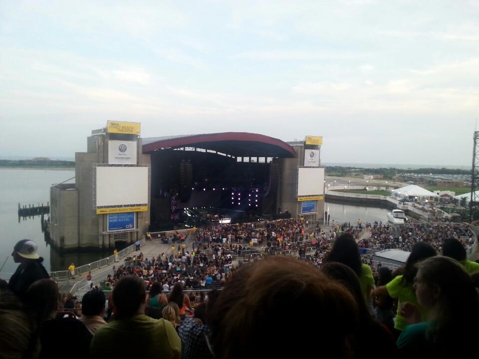 Stadium 14R seat view