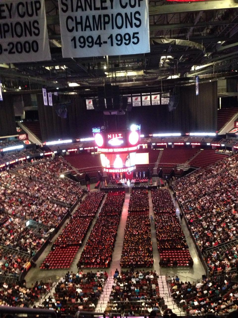 Prudential Center Section 104 Concert Seating