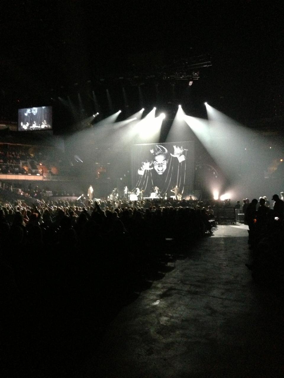 Talking Stick Resort Arena Ga Floor Concert Seating