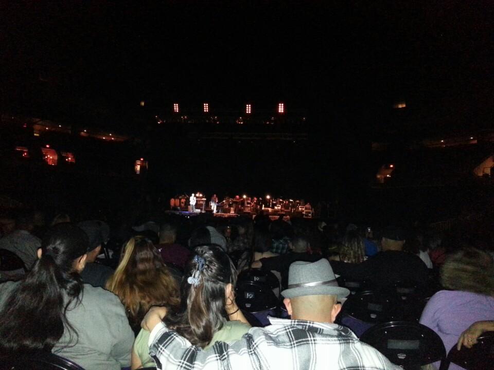 Talking Stick Resort Arena Floor G Concert Seating