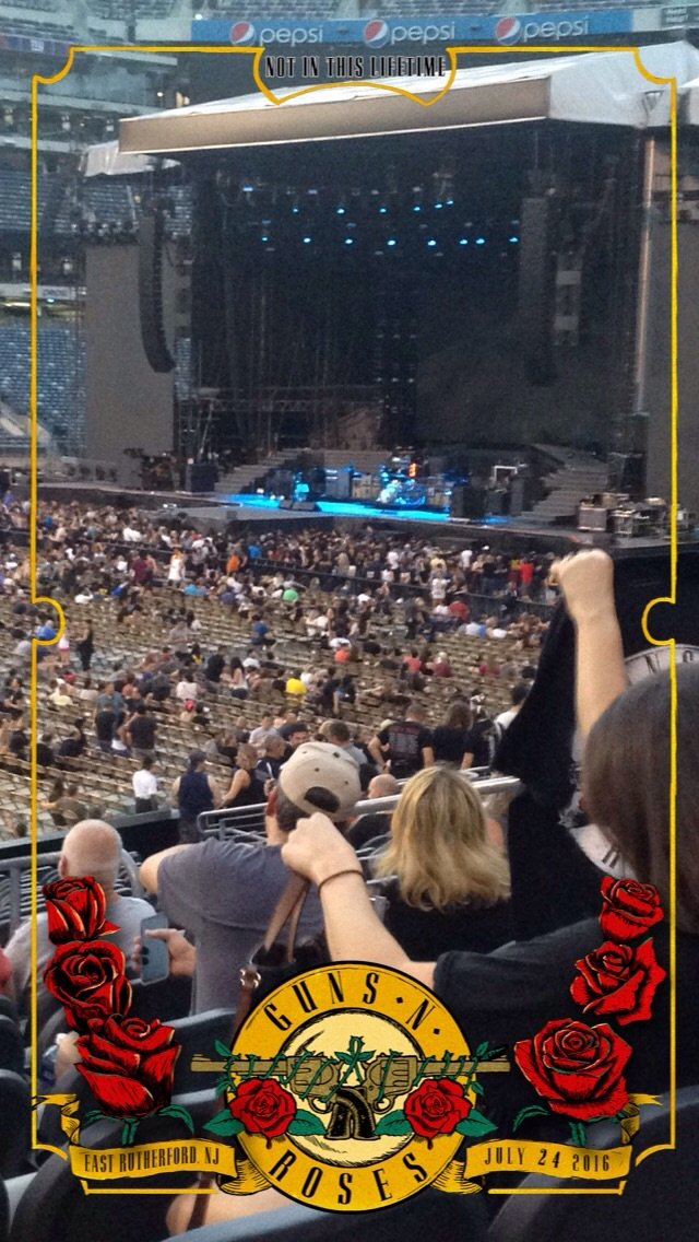 Concert Seat View for MetLife Stadium Section 115C, Row 20, Seat 7