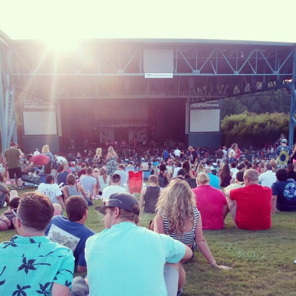 Veterans United Home Loans Amphitheater Lawn