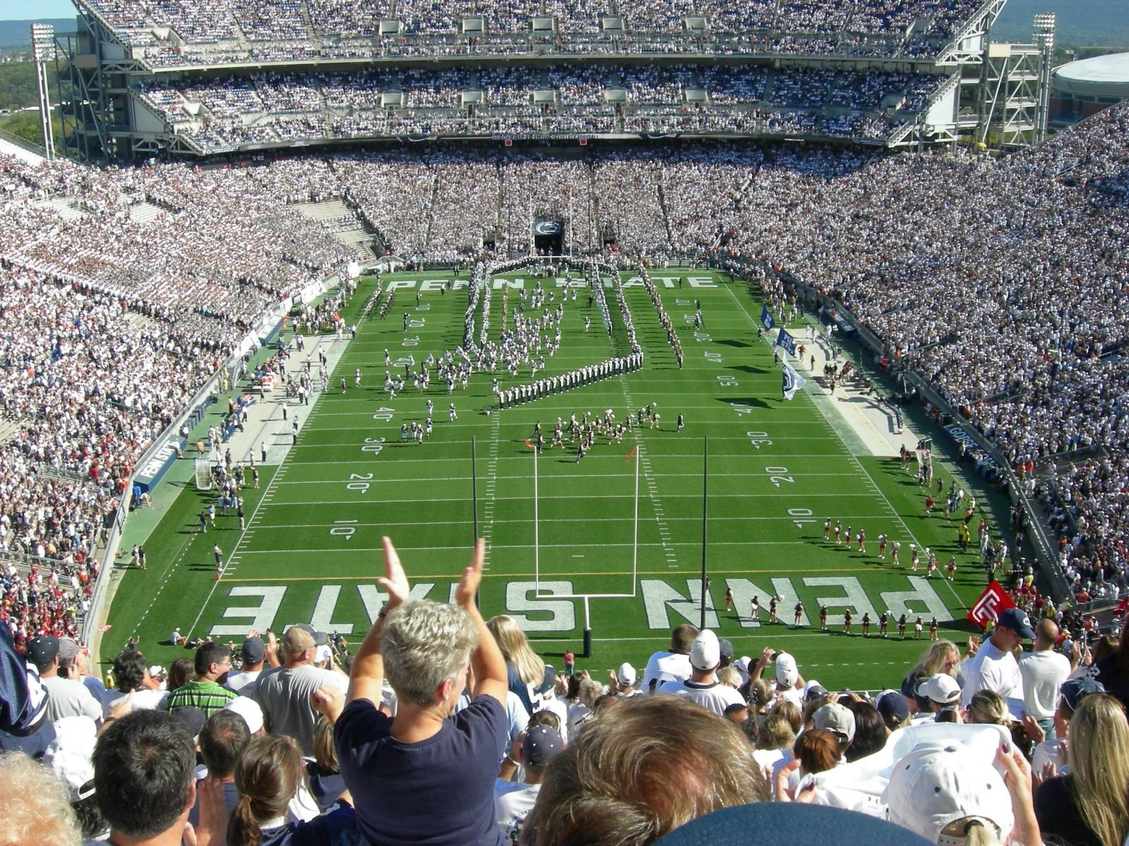 Seat View for Beaver Stadium Section SFU
