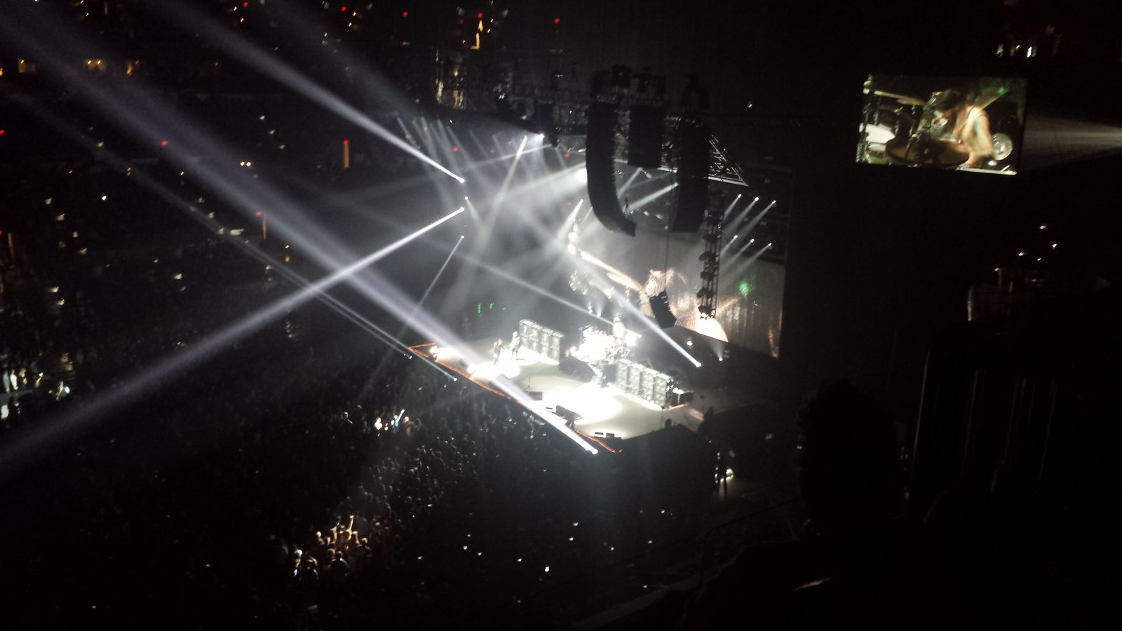 Concert Seat View for American Airlines Center Section 310