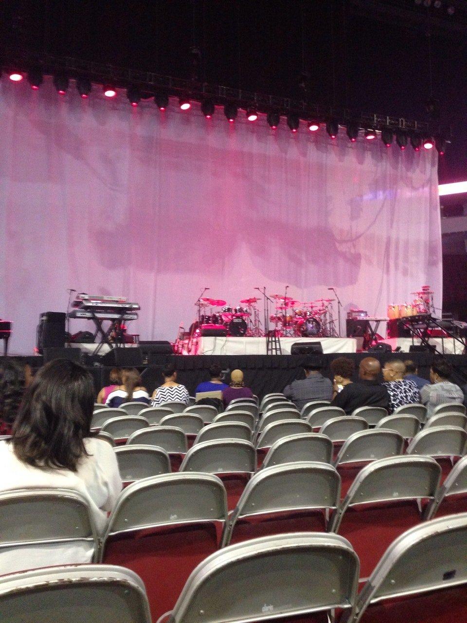 toyota center floor c concert seating