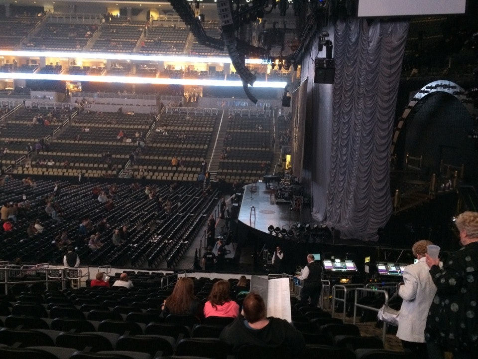 Ppg Paints Arena Section 122 Concert Seating