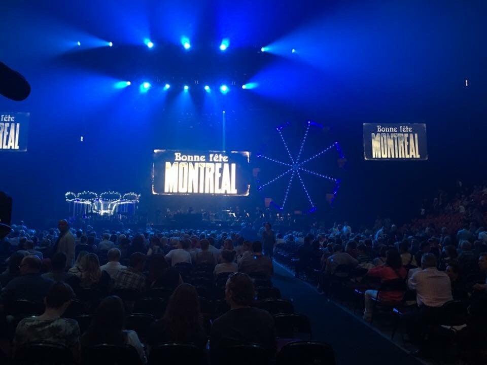 Bell Centre Floor Concert Seating Rateyourseats Com