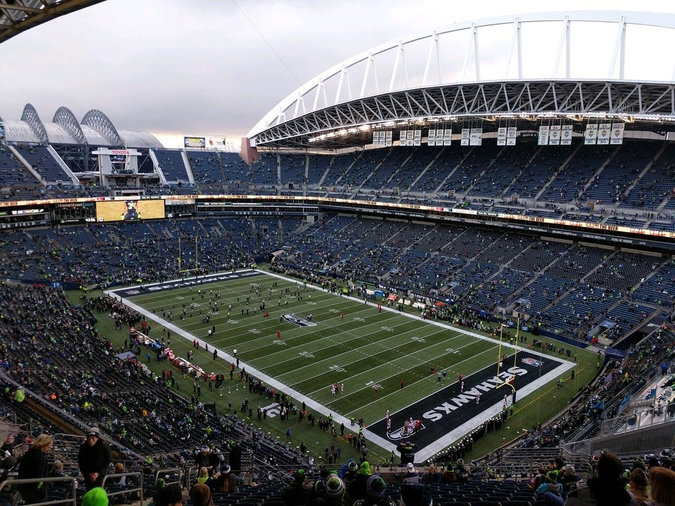 Seattle Seahawks Seat View for CenturyLink Field Section 302