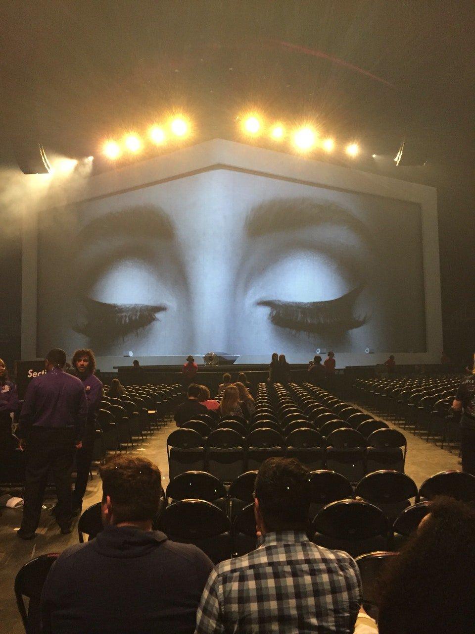 Staples Center Floor 5 Concert Seating Rateyourseats Com