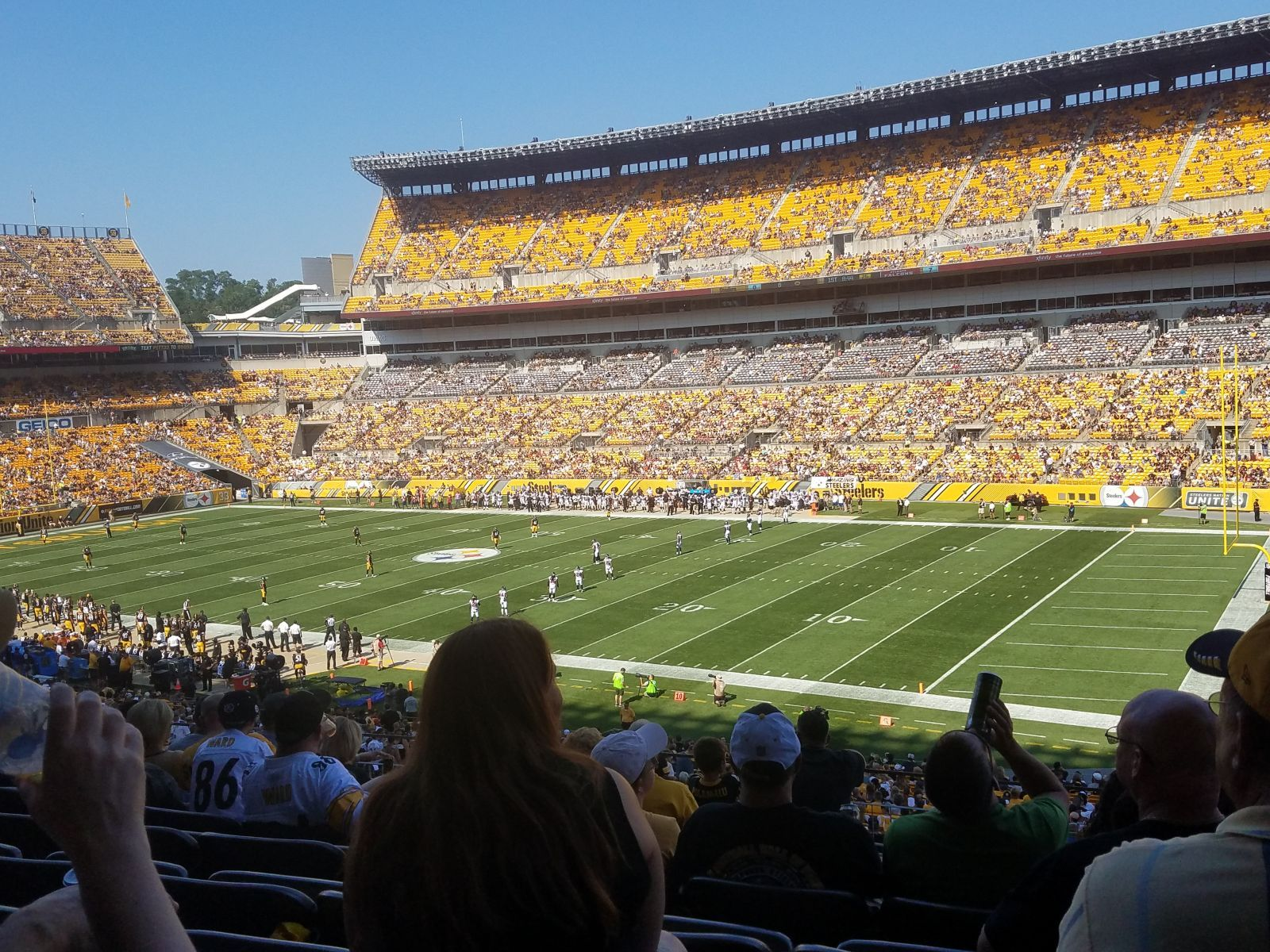 Section 239 seat view