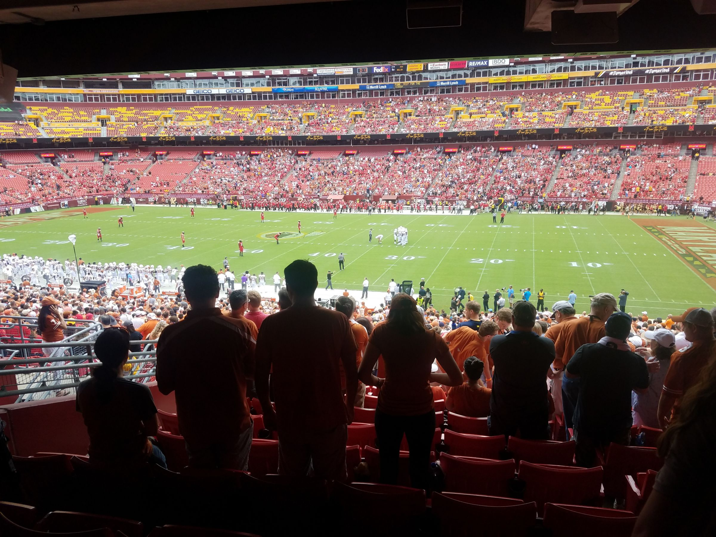 Section 219 seat view