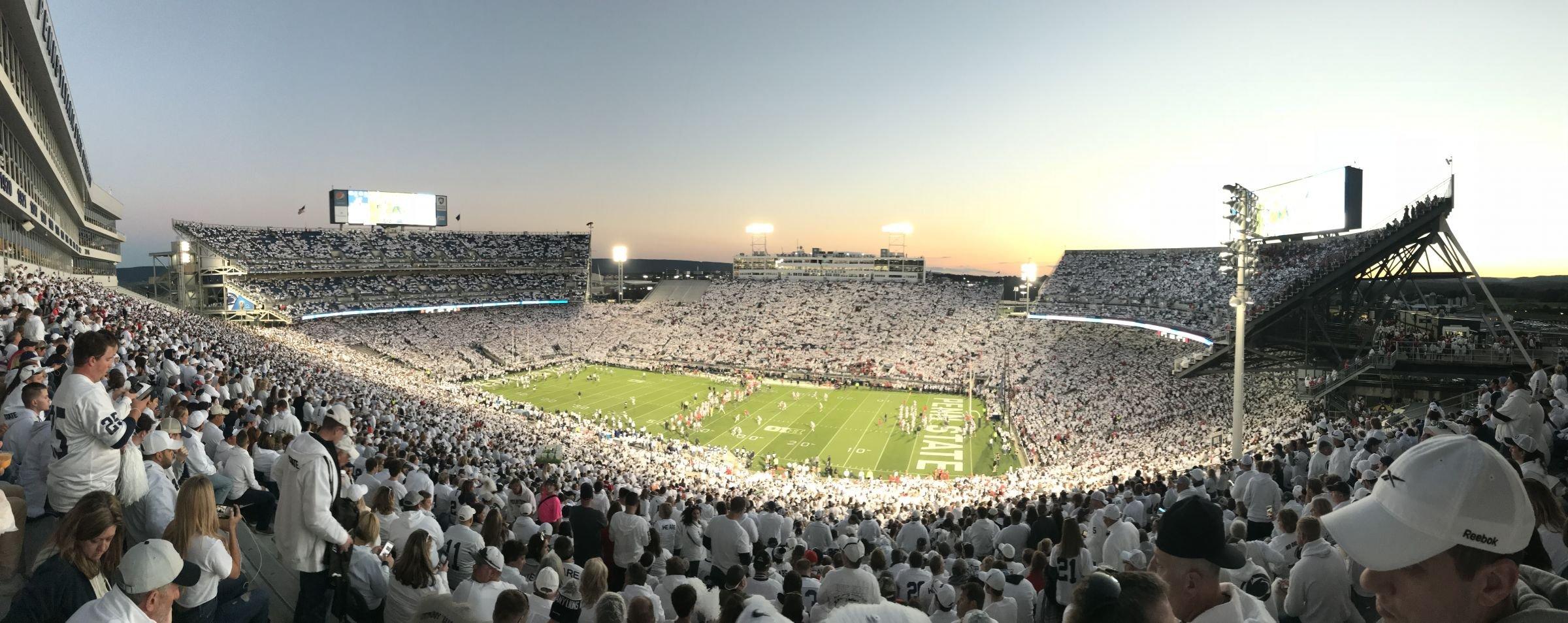 Section SA seat view