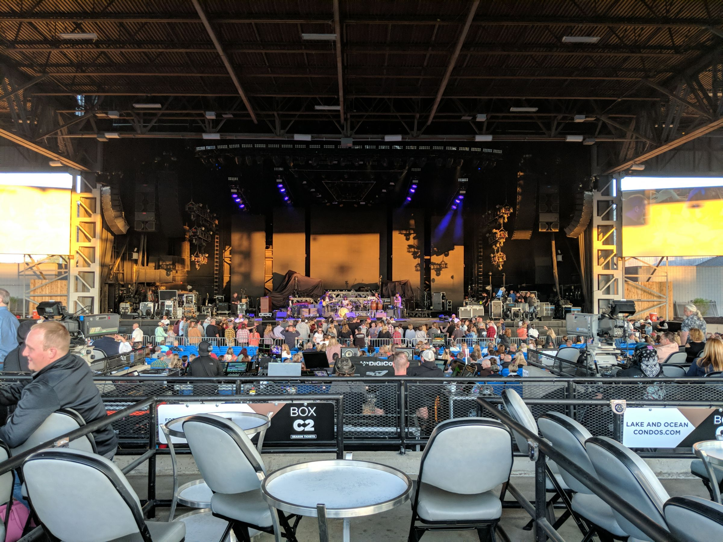 Hollywood Casino Amphitheatre Seating Guide Rateyourseatscom