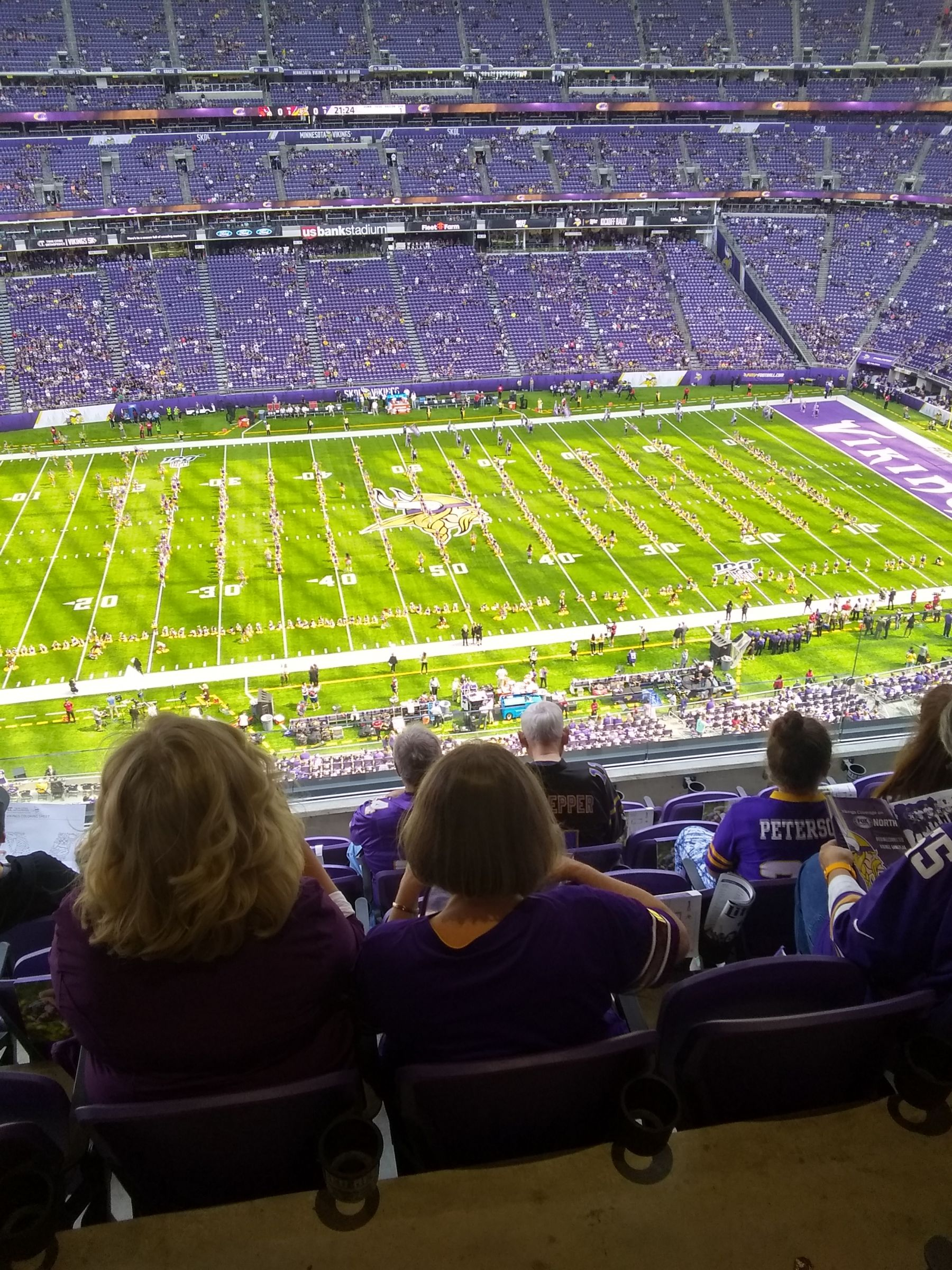 Section 342 seat view