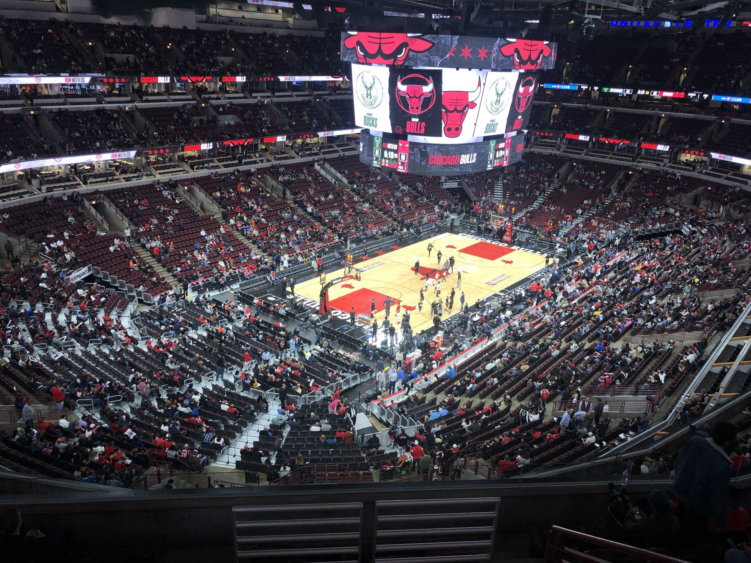 Section 306 seat view