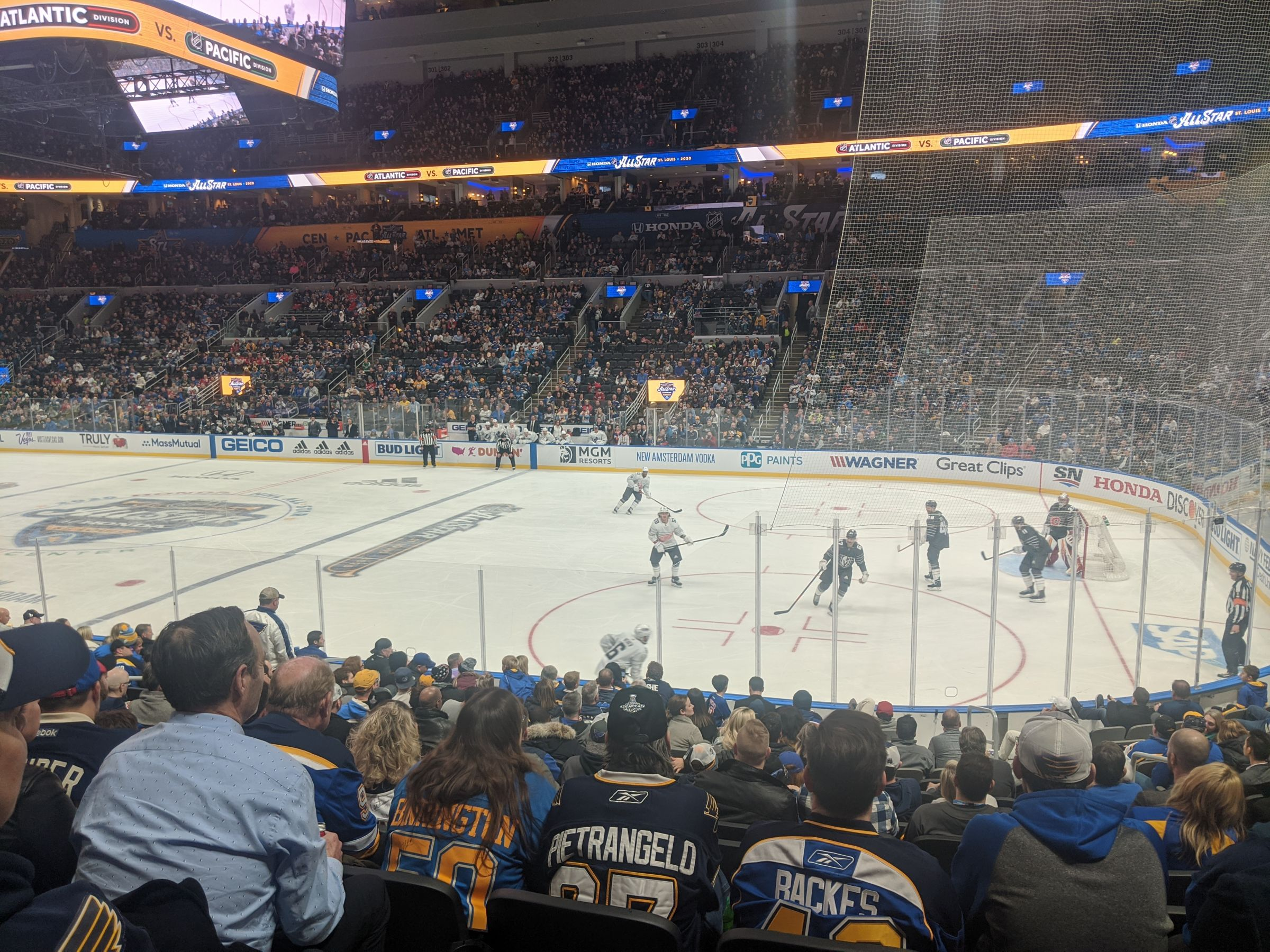 Section 114 seat view
