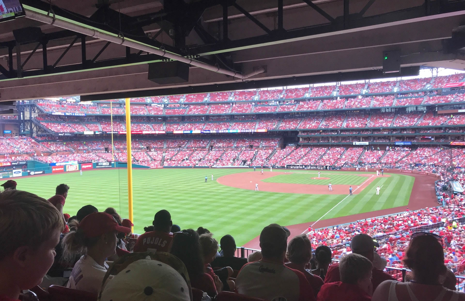 Section 269 seat view