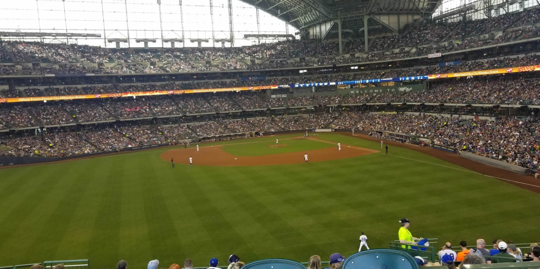 Section 238 seat view