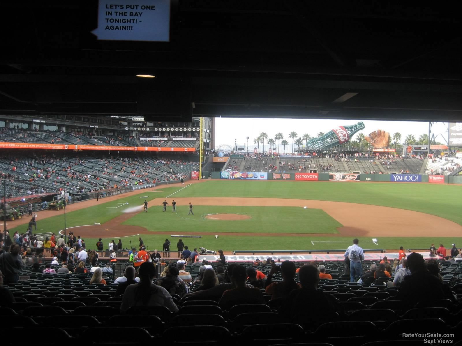 Section 109 View
