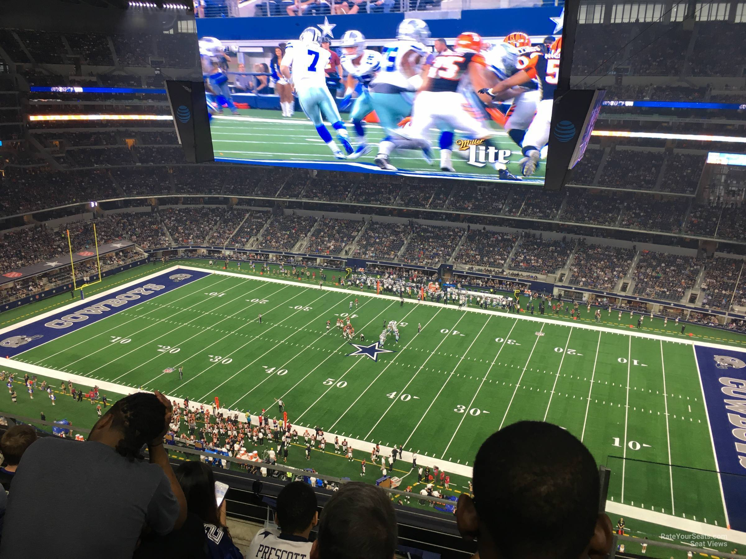 Section 443 seat view