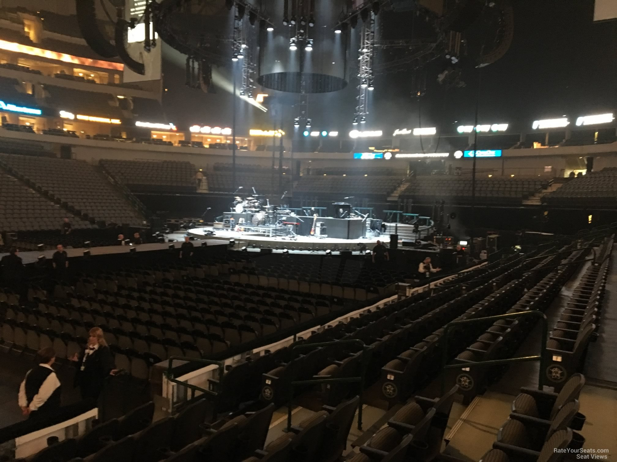 American Airlines Arena Dallas Seating View Review Home