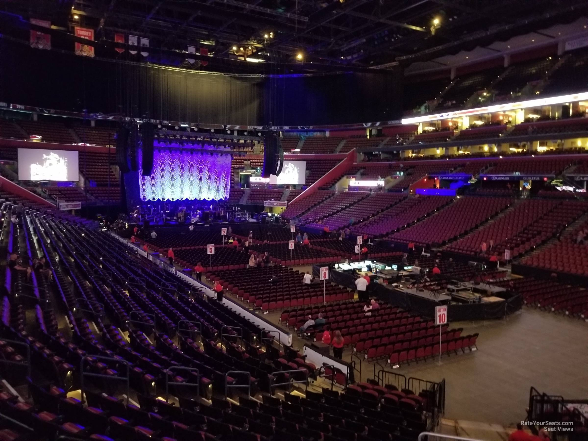 BB&T Center Section 114 Concert Seating - RateYourSeats.com