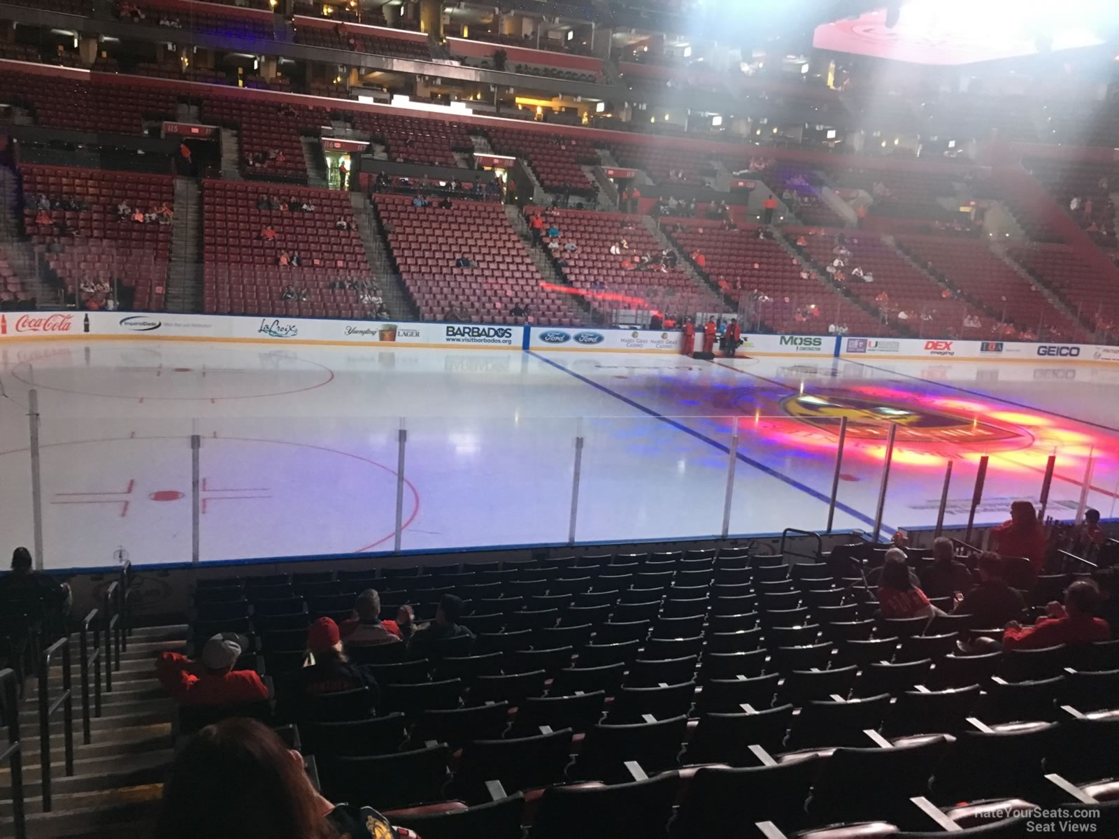 BB T Center Section 103 - Florida Panthers - RateYourSeats.com a20cf3d24057