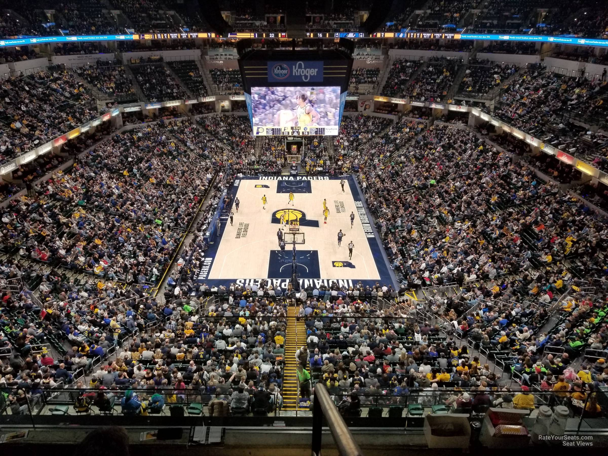Section 232 seat view