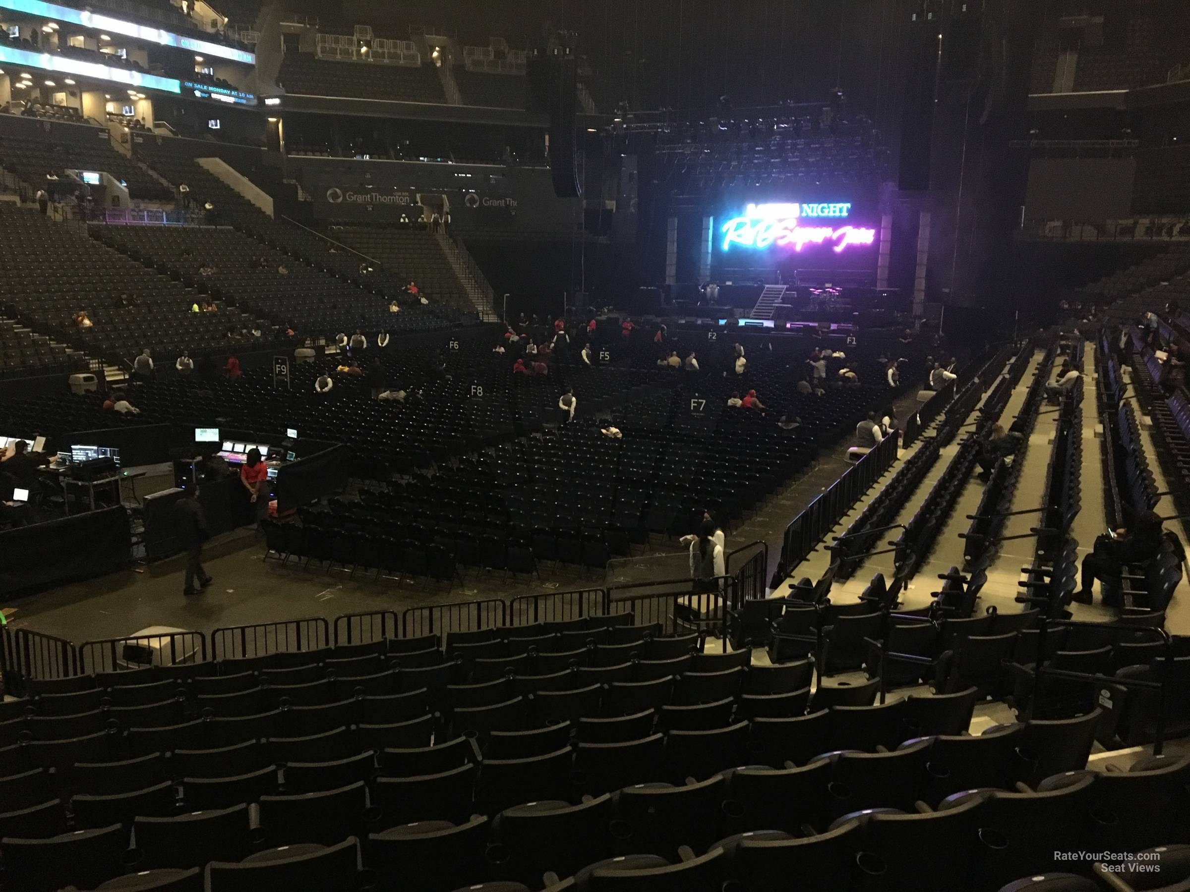 Barclays Center Section 13 Concert Seating Rateyourseats Com