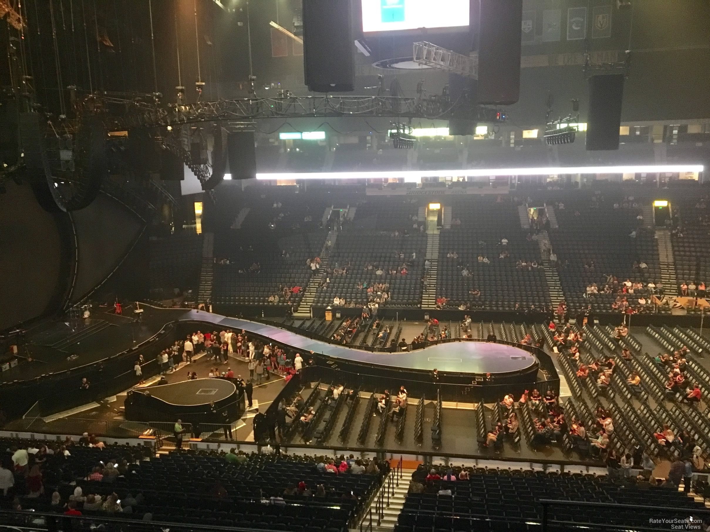 Bridgestone Arena - Nashville, TN - Event Tickets Center