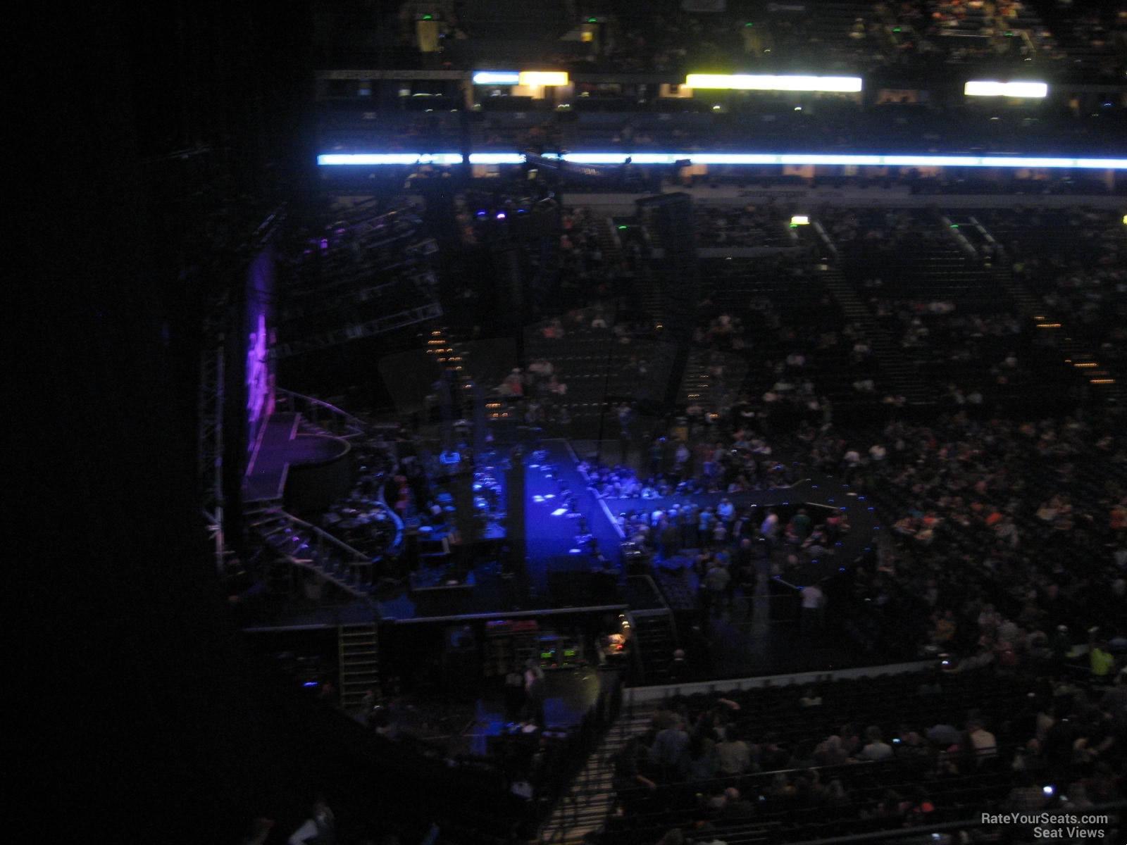 Bridgestone Arena Seating Chart By Row >> Bridgestone Arena Section 213 Concert Seating - RateYourSeats.com