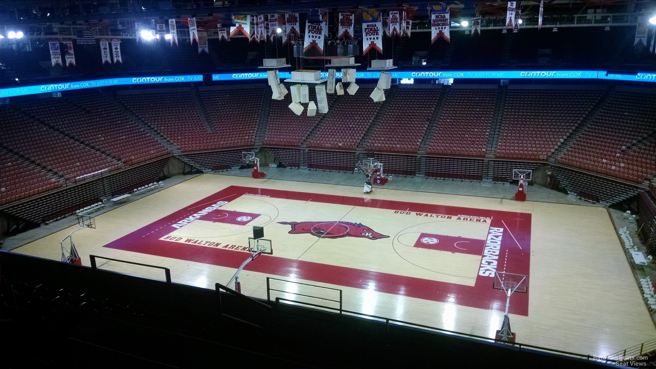 Section 234 seat view