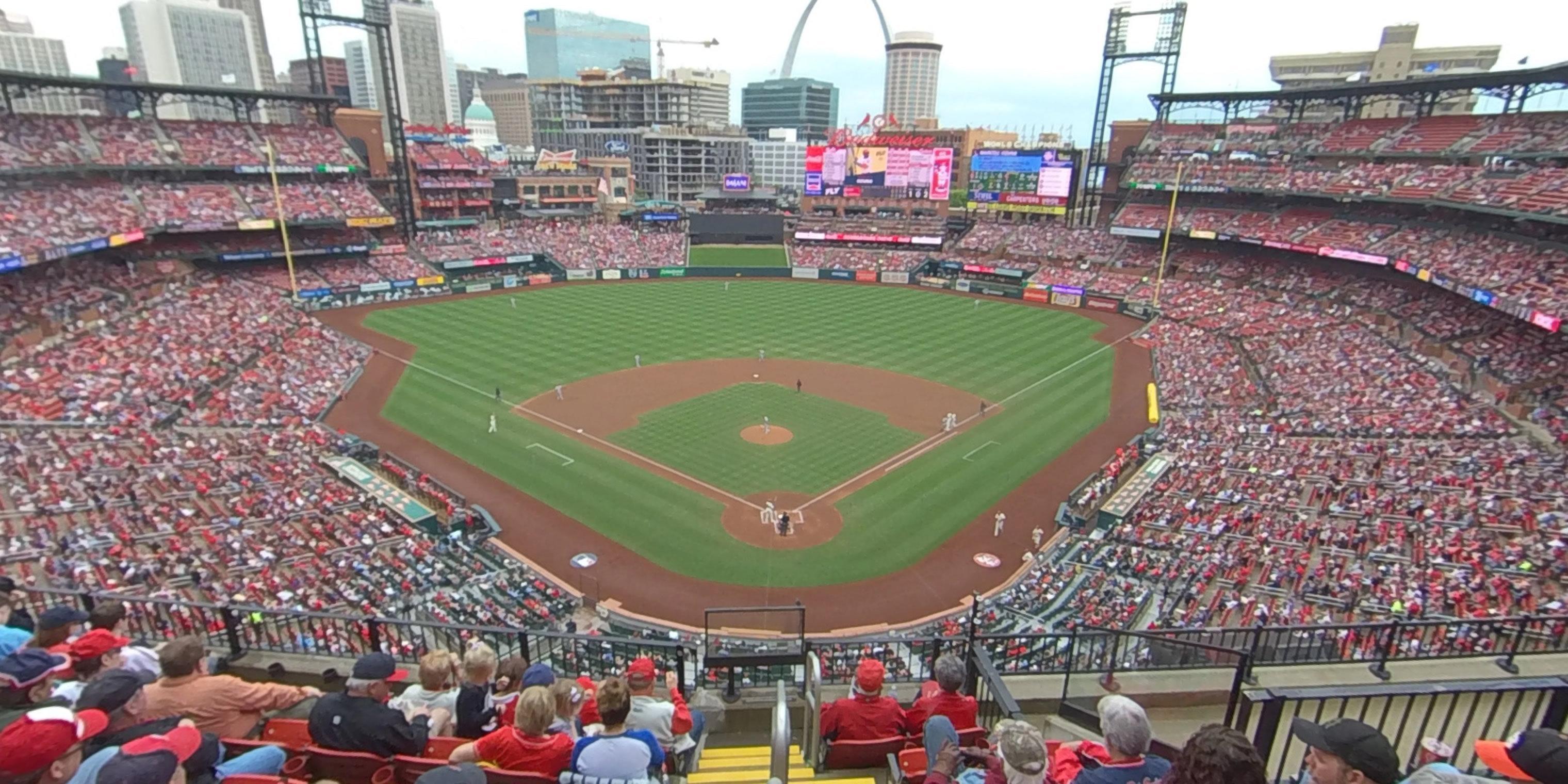 9cb4a409 Busch Stadium Section 351 - RateYourSeats.com