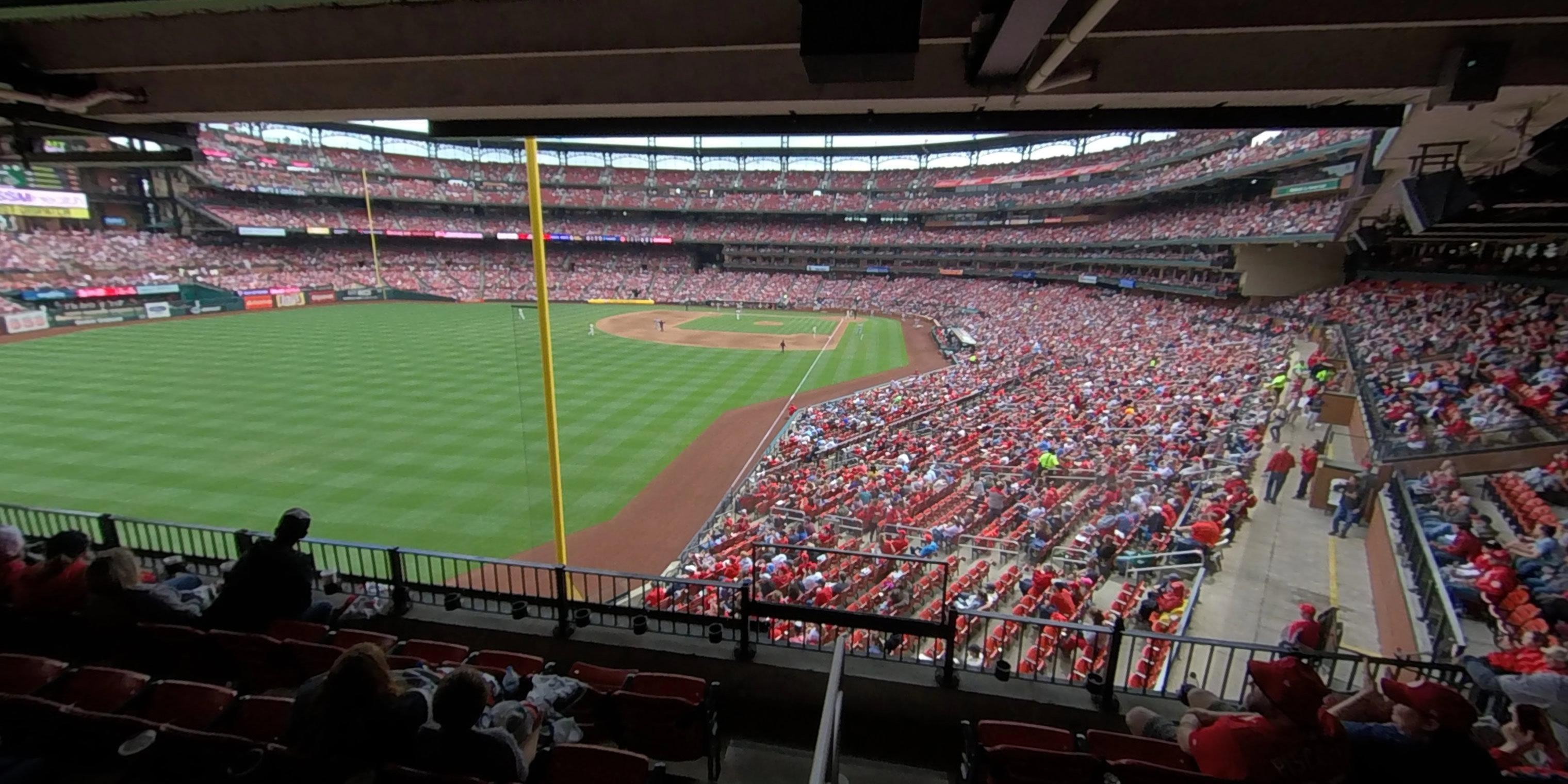 1e767644 Busch Stadium Section LP1 - RateYourSeats.com