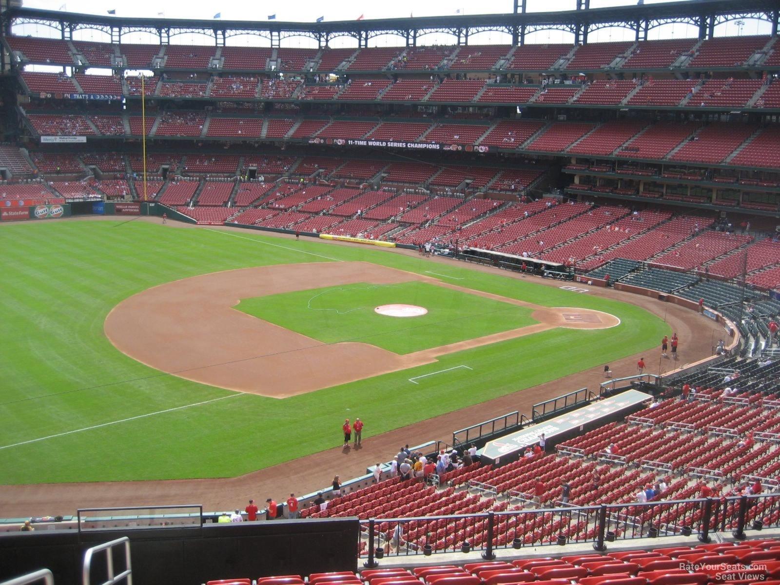 Busch Stadium Section 261 Rateyourseats Com