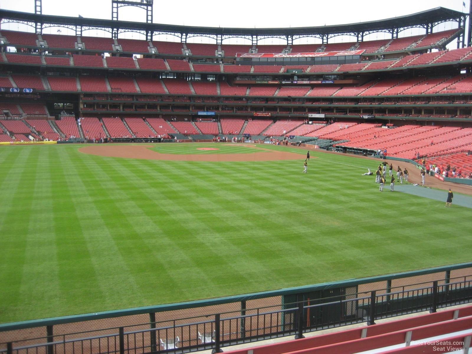 Busch Stadium Section 191 Rateyourseats Com
