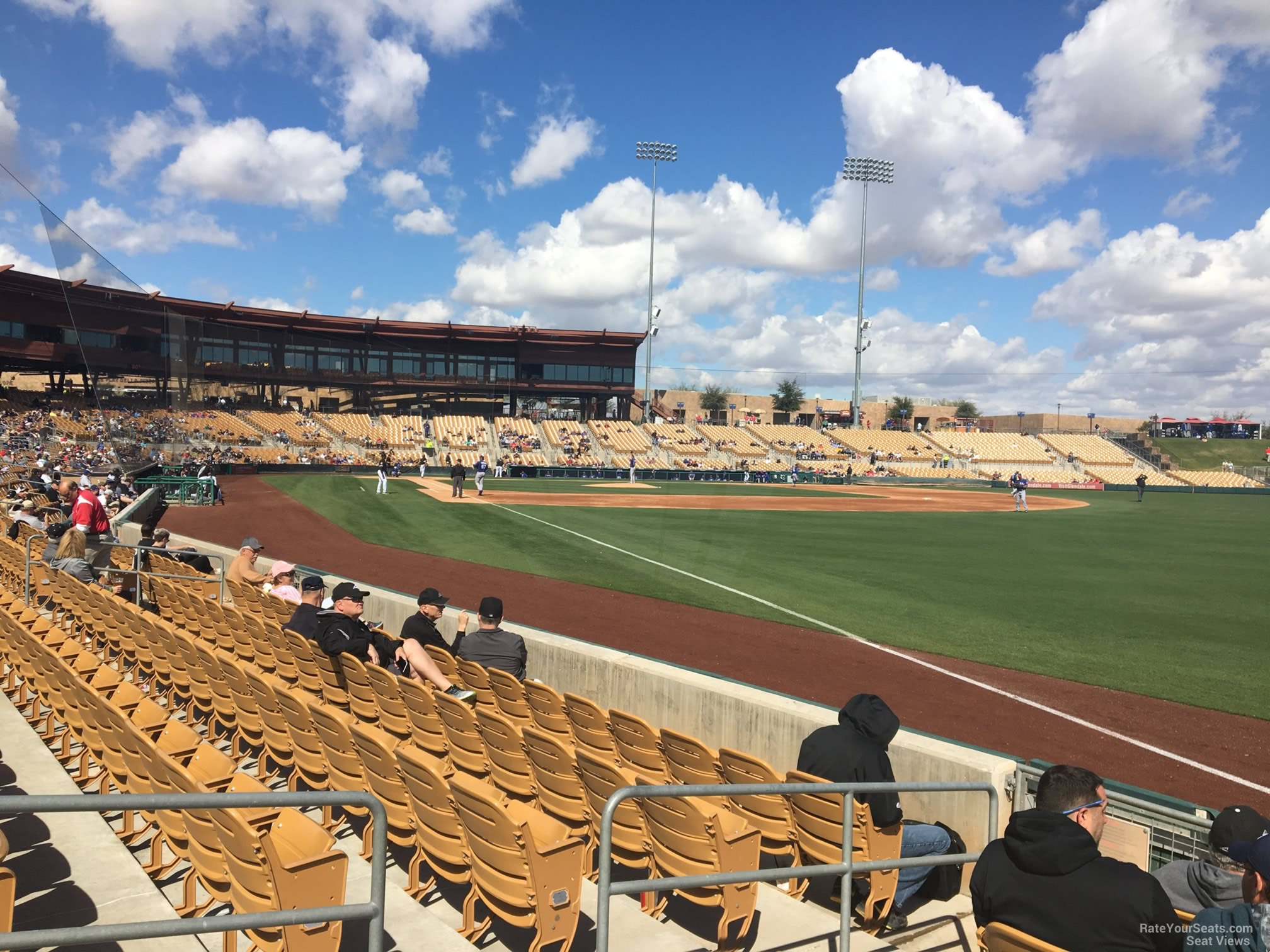 Camelback Ranch Seating Brokeasshome Com