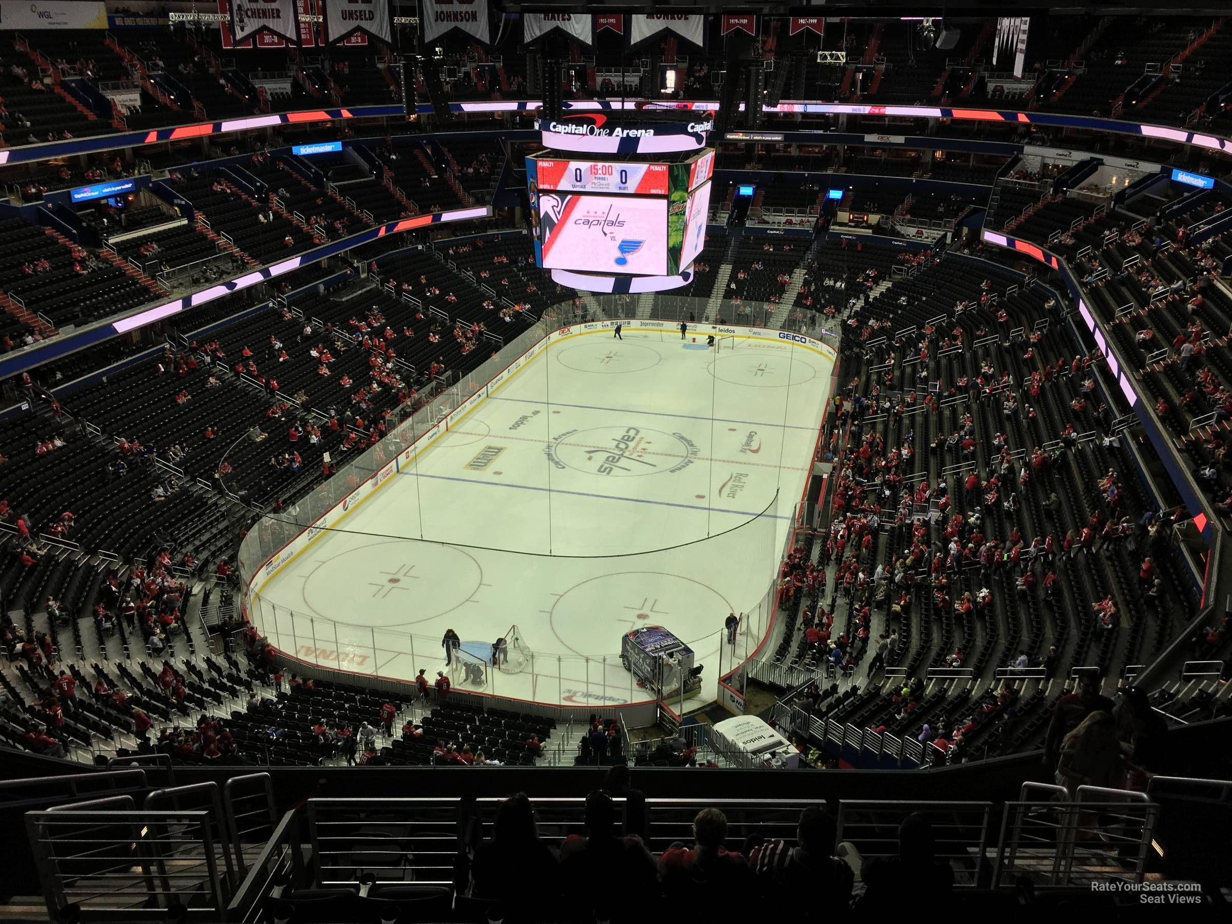 Section 427 seat view