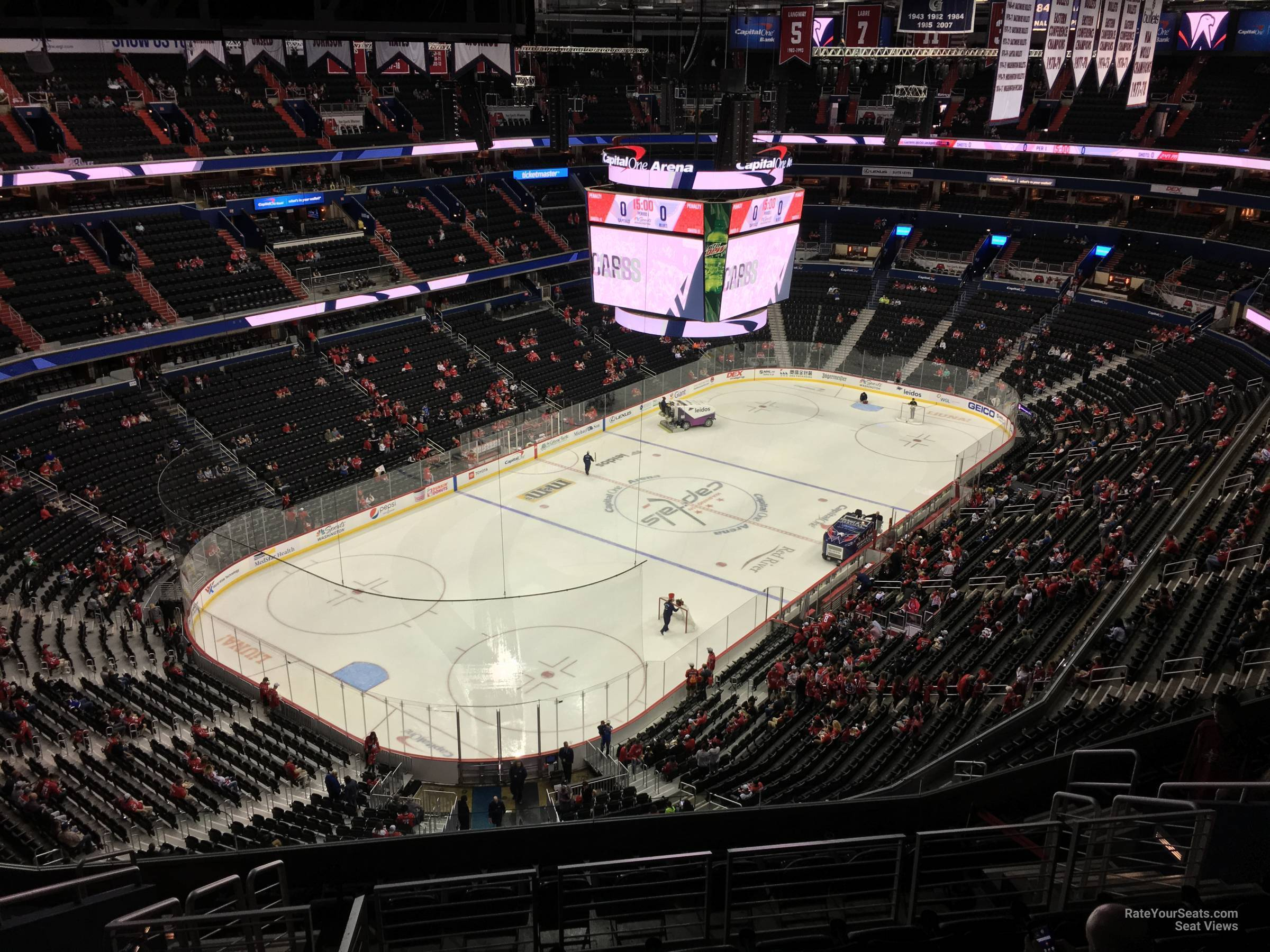 Section 429 seat view