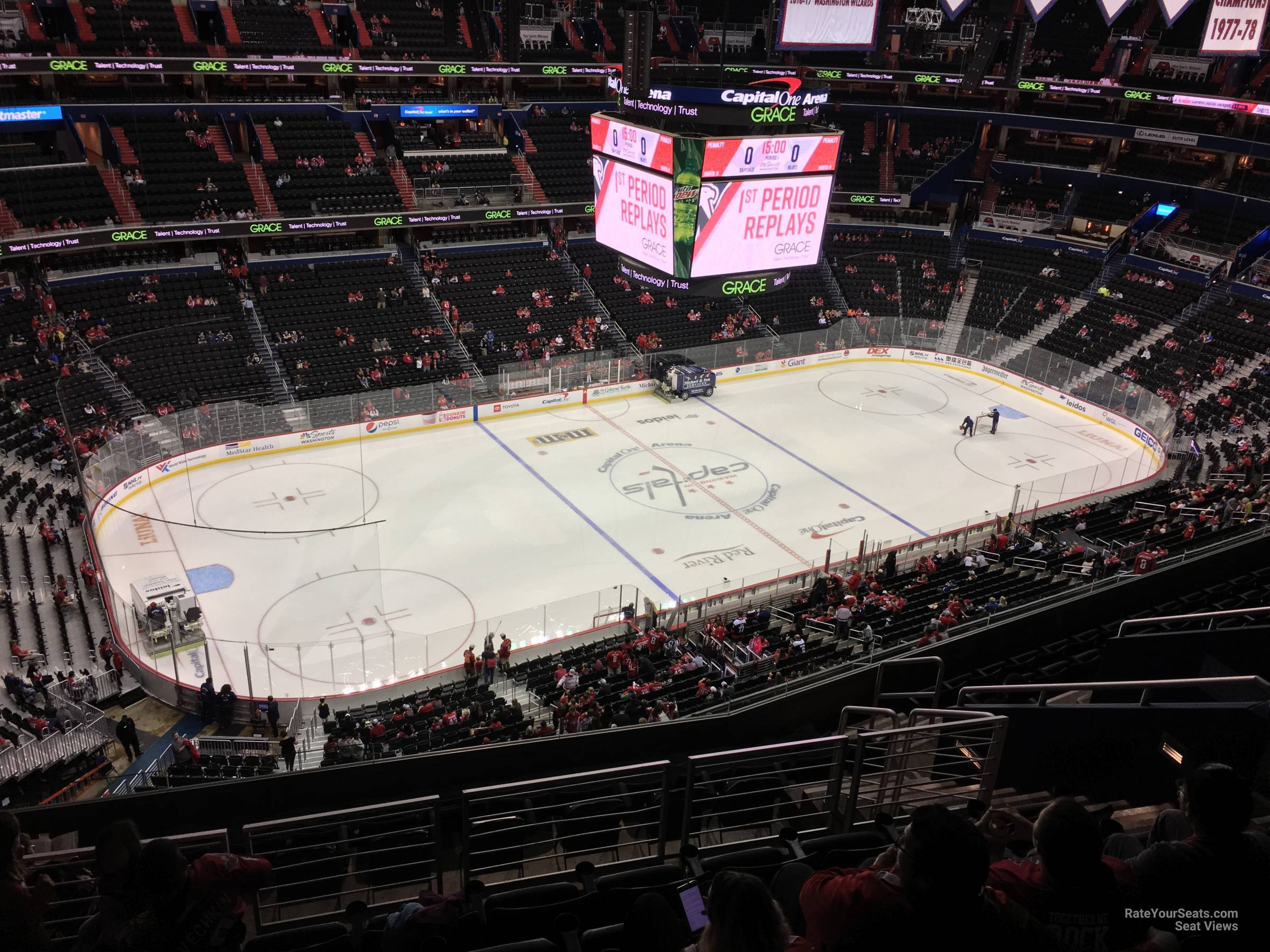 Section 431 seat view