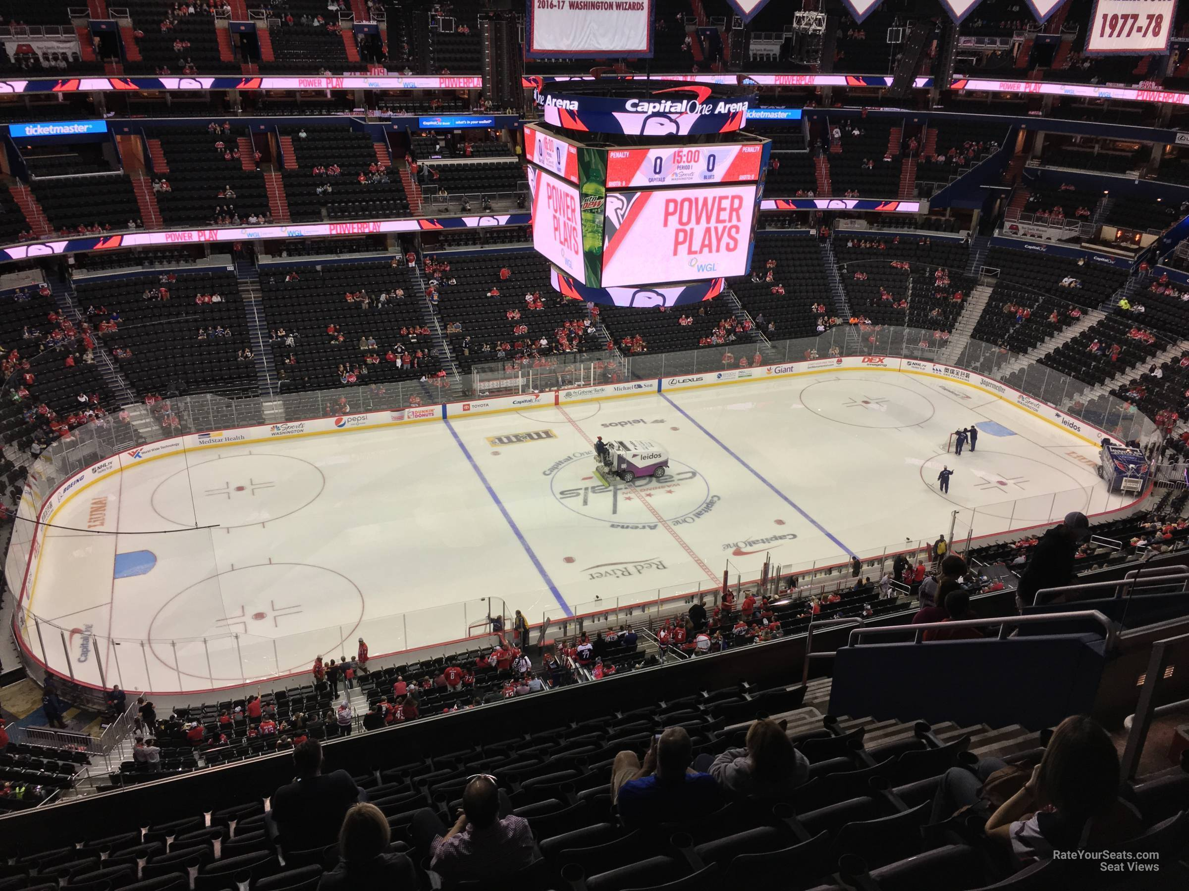 Section 432 seat view
