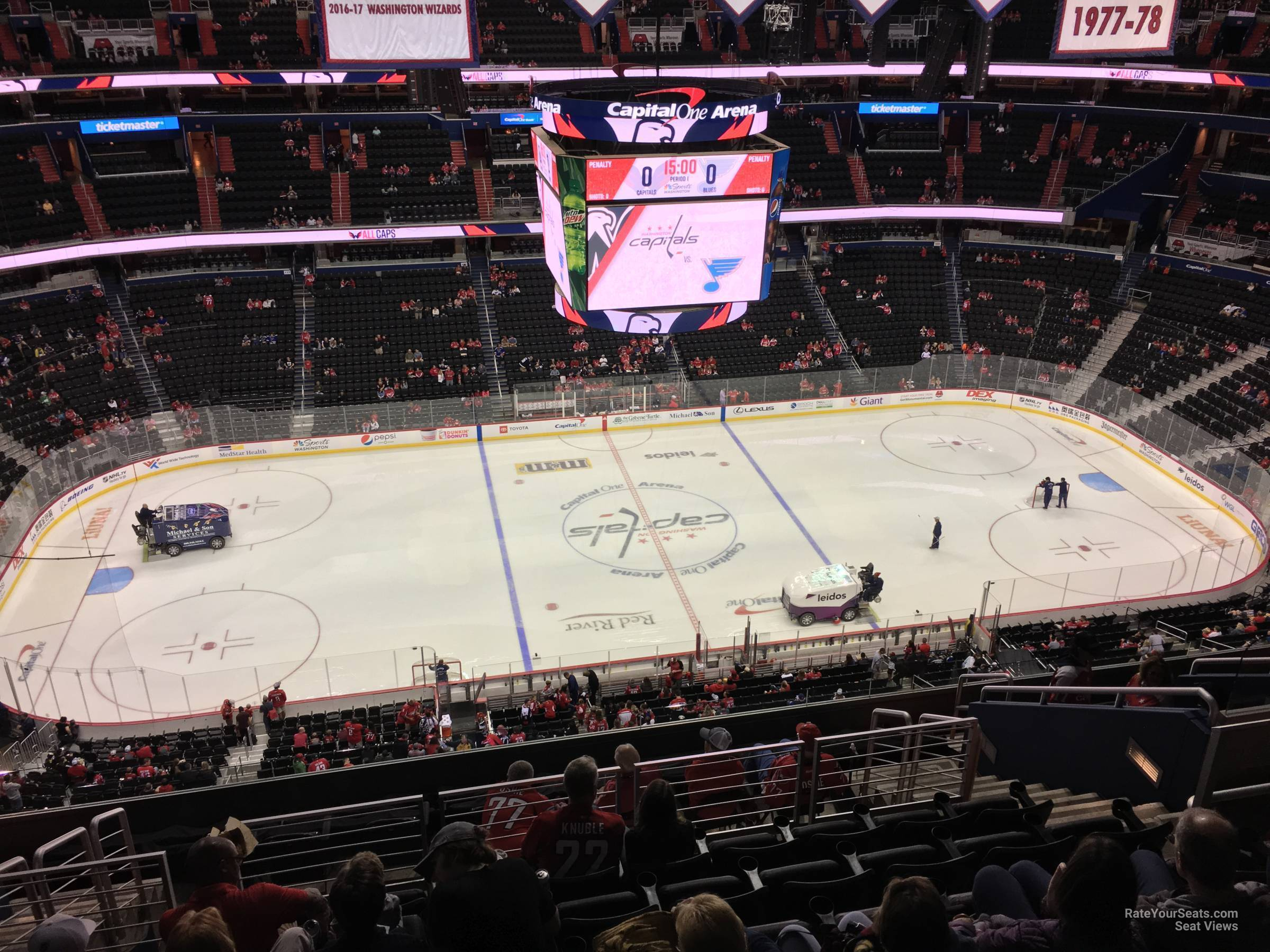 Section 433 seat view