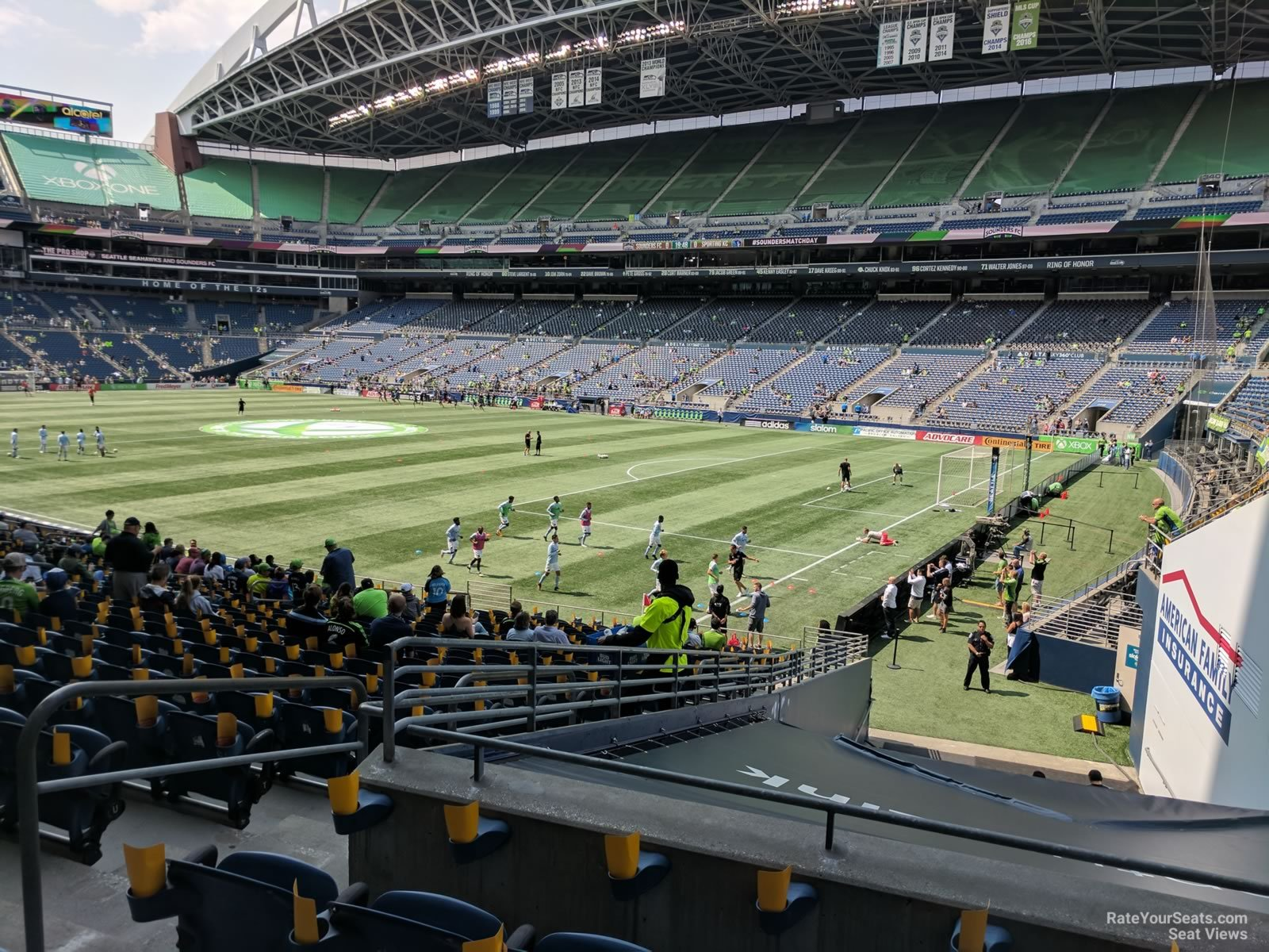 centurylink field seahawks 3d seating chart - Bamil