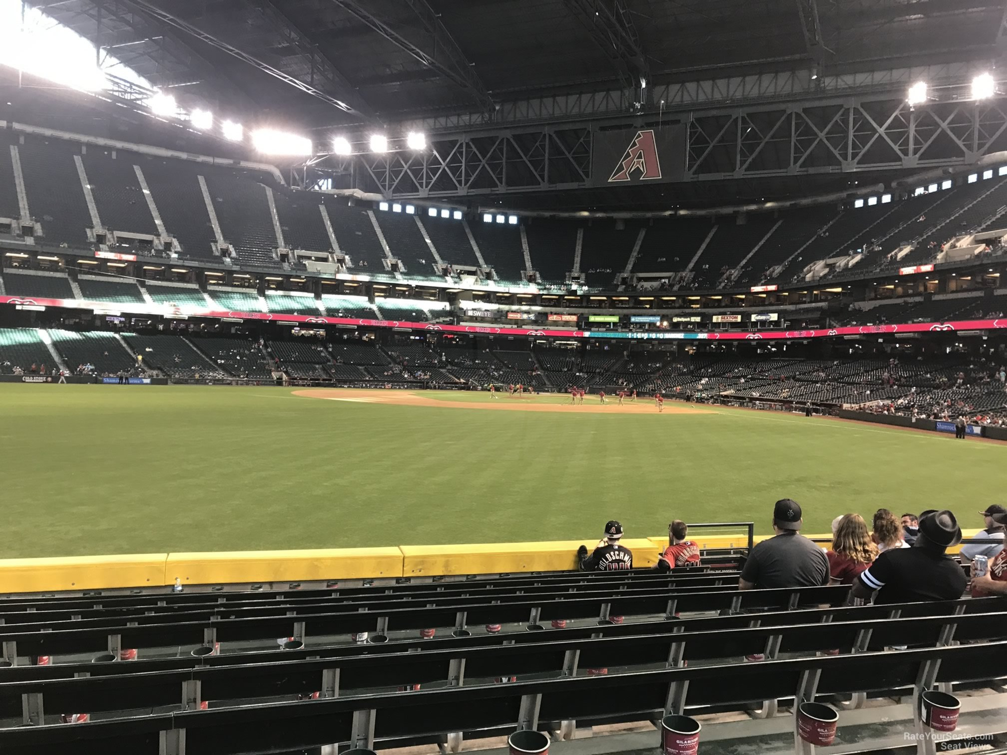 Can I Bring Food To Chase Field