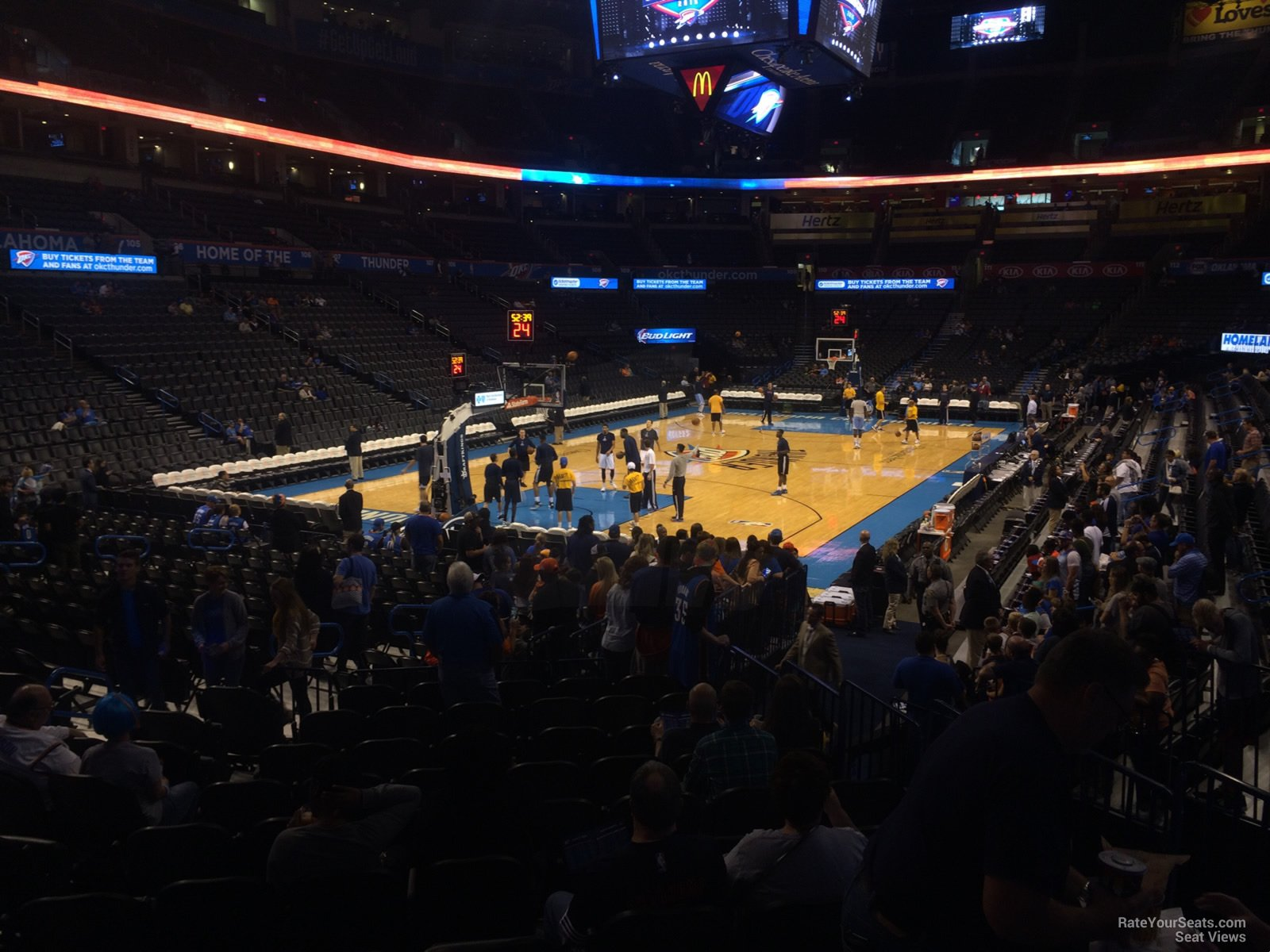 Chesapeake Energy Arena Will Call Energy Etfs